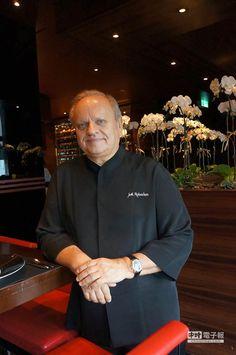 【2015香港米其林指南 鼎泰豐失星】 「世紀名廚」侯布雄在香港主廚的L'Atelier de Joel Robuchon,在新出爐的香港米其林指南中仍是3星。(圖/姚舜攝)