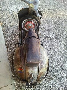 Vespa gs originale dell'epoca