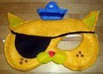 Immedium: News: The Octonauts: Crafty Felt Masks. Instructions to make Octonaut themed masks!