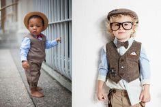 vêtements bébé garçon élégants -