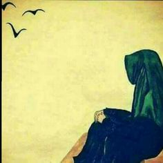 I am thinking ....ya Allah guide me