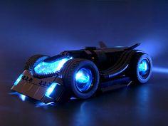 LEGO Batmobile 2025 by Legohaulic