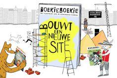 boekie-boekie.nl - Hele leuke site. Bekijk online het tijdschrift. Misschien leuke verhalen voor in de klas (8-12 jaar)