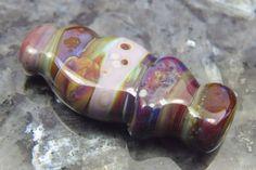 Into the Fire Lampwork Art Beads ~Gypsy Dance~ Artist handmade glass focal bead