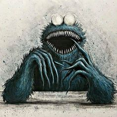 Which Sketch Is The Creepiest . Horror Sketches by Ricky Romero . Which Sketch Is The Creepiest . Horror Sketches by Ricky Romero . Disney Horror, Horror Cartoon, Cartoon Art, Funny Horror, Creepy Drawings, Dark Art Drawings, Cool Drawings, Creepy Sketches, Monster Sketch