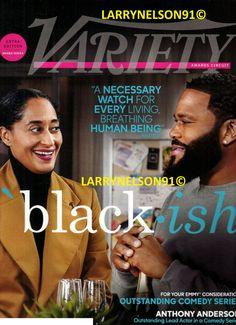 Variety Magazine, Anthony Anderson, August 17, Drama Series, Mandalorian, Beyonce, Equality, Magazines, Poses