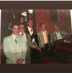 Gambino mobsters inside the Ravenite Social Club. Courtesy of Omerta' mob page. Mafia 2, Mafia Crime, Mafia Gangster, Hunt And Fish Club, Joe Gallo, Italian Gangster, Carlo Gambino, Guy Bourdin, Al Capone
