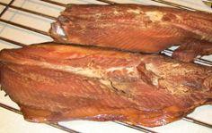 Smoked whitefish recipe