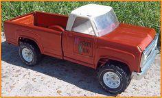1975 Western Auto Pickup