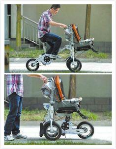 Stroller design