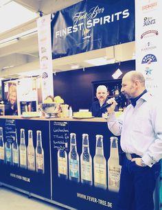 An der Finest Spirits Bar drehte sich alles ums Thema Rum.