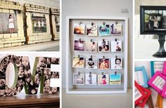 28 Beautiful DIY Photo and Picture Frame Crafts to Dress Up Your Home