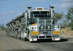 The world's longest truck - Trucks