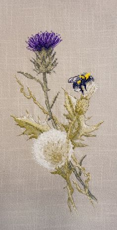 Irina Kachkovskaya, great fabric pick, stitchery and detail.