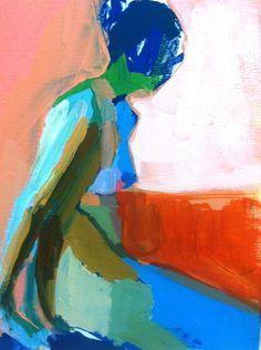 Image of Figure Study V by Teil Duncan