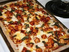 California Pizza Kitchen Original BBQ Pizza Recipe