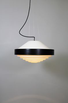 Ceiling Lamp by Bruno Gatta, Stilnovo Italy 1958 | From a unique collection of antique and modern chandeliers and pendants at https://www.1stdibs.com/furniture/lighting/chandeliers-pendant-lights/