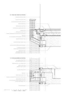 Gallery Of Turnmill Piercy Company 18 Brick Facadetechnical Drawingarchitecture
