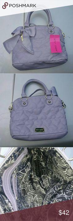 Betty Johnson Dome Satchel 0xl Super cute Satchel purse Betty Johnson Bags Satchels