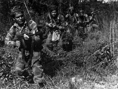 Cuban combatants from a reconnaissance unit near Menongue, south of Angola, in December Military Archives, Armed Forces, Cuban, Colonial, South Africa, Countries, December, African, The Unit