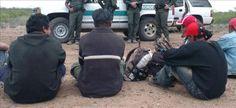 Sube cifra de niños indocumentados que cruza frontera México-EE. UU.