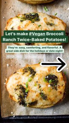 Tasty Vegetarian Recipes, Vegan Dinner Recipes, Veg Recipes, Vegan Dinners, Plant Based Recipes, Whole Food Recipes, Cooking Recipes, Simple Vegetarian Recipes, Vegan Crockpot Recipes