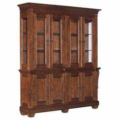 Kincaid Furniture Tuscano China Base Deck | China cabinets ...