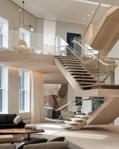 SoHo Loft | Gabellini Sheppard Associates LLP | Bustler: