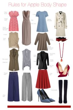 Rules for Apple Body Shape For Fall 2016 by pinkrubbersoul Aurora Red, Airy Blue, Riverside, Warm Taupe, and Snakeskin (Pantone Fashion) on Polyvore featuring French Connection, NLY Eve, TravelSmith, Olive + Oak, Yves Saint Laurent, Violeta by Mango, LE3NO, Valentino, Golden Goose and Topshop