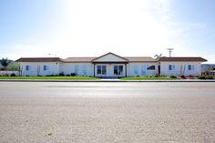 The final product, factory built modular building, designed & built by API in Santa Maria, CA