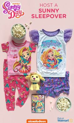 d10a2fa64b9 Sunny Day toys, clothing, and more are now available at Walmart! Sunny Day