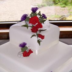 thistle and rose die - Google Search