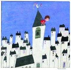"""Fiep Westendorp, Illustratie voor """"Allemaal Sprookjes"""""""