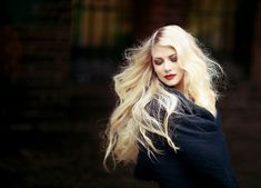 Long-Blonde Ombre Hair Color created with Tape in Hair Extensions Ombre Hair, Blonde Hair, Blonde Ombre, Ash Blonde, Natural Hair Styles, Long Hair Styles, Tape In Hair Extensions, Platinum Blonde, Beauty Hacks
