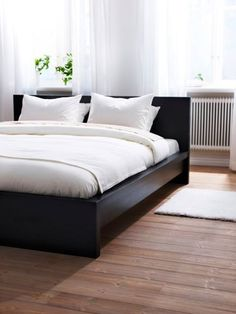 Ikea Malm bed done right