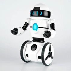 Father's Day Gift Ideas: Mip Robot Wheely Impressive Technology