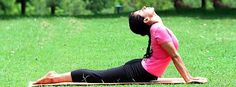 Yoga Postures Lying on Stomach - http://yogaadvise.com/yoga-postures-lying-on-stomach/