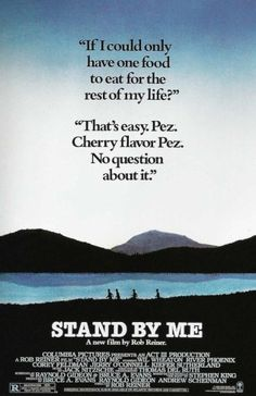 Stand By Me Quote Movie Poster Posters at AllPosters.com