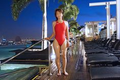 屋外 競泳水着画像掲示板へ投稿されたZhyphen様の競泳水着画像 No:12362