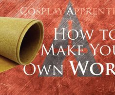 Hey Cosplayers, in todays apprenticeship on Forging with Thermoplastics, I'll be teaching you how to make your very own Worbla! No more Paying an arm and a leg, this stuff is even better than worbla, I call it PolyArmor!
