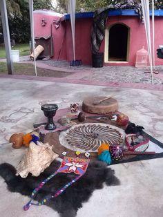 Temazcal-altar- Teotihuacan