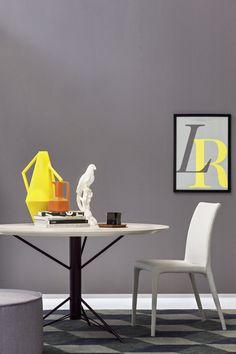 Runder Esstisch Febo von Novamobili #round #table #dining