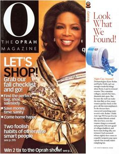 When Oprah and her editorial staff fall in love with a product, they shout it to the world. Guess What? They are in LOVE with Rodan+Fields Dermatologists Anti-age line of products!!! Just another of MANY reasons I chose this business!! Changing skin, changing lives! My Preferred Customers always receive a 10% discount and free shipping. Contact me if you want the best skin of YOUR life!    http://MelissaTraini.myrandf.com