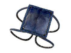 To Mom With Love | Visual Therapy | Shawn Warren sapphire cuff