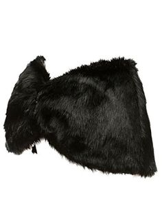 Clearbridal Women's Faux Fur Wrap Cape Stole Shawl Bolero…