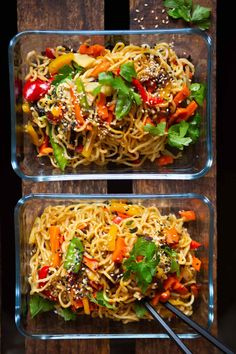 Sunday Meal Prep, Foods To Eat, Wok, Delish, Vegetarian Recipes, Food And Drink, Veggies, Healthy Eating, Low Carb