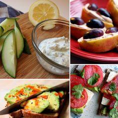 Healthy Midmorning Snacks