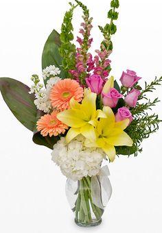 Birthday Flower Arrangements | Birthday Flower Arrangements Pic #24