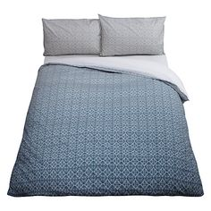 Buy John Lewis Alhambra Duvet Cover and Pillowcase Set Soft Furnishings, Home Bedroom, John Lewis, Duvet Covers, Pillow Cases, New Homes, House, Stuff To Buy, Haus