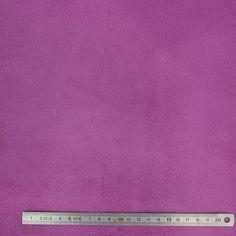 1 peau porc velours - VIOLET PARME - ep= 0,7 mm - 1' choix